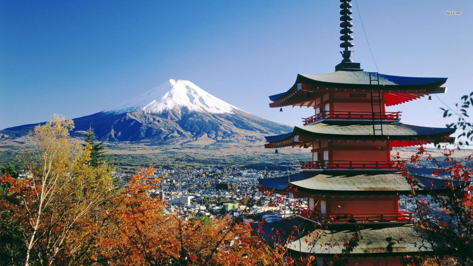 Mount fuji wallpapers wallpaper cave for Japanese wallpaper