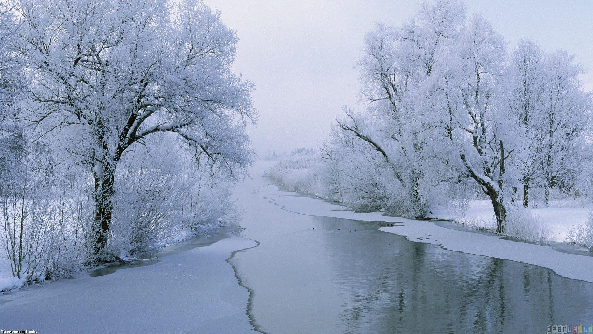 Wallpapers For Beautiful Winter Landscape Wallpaper
