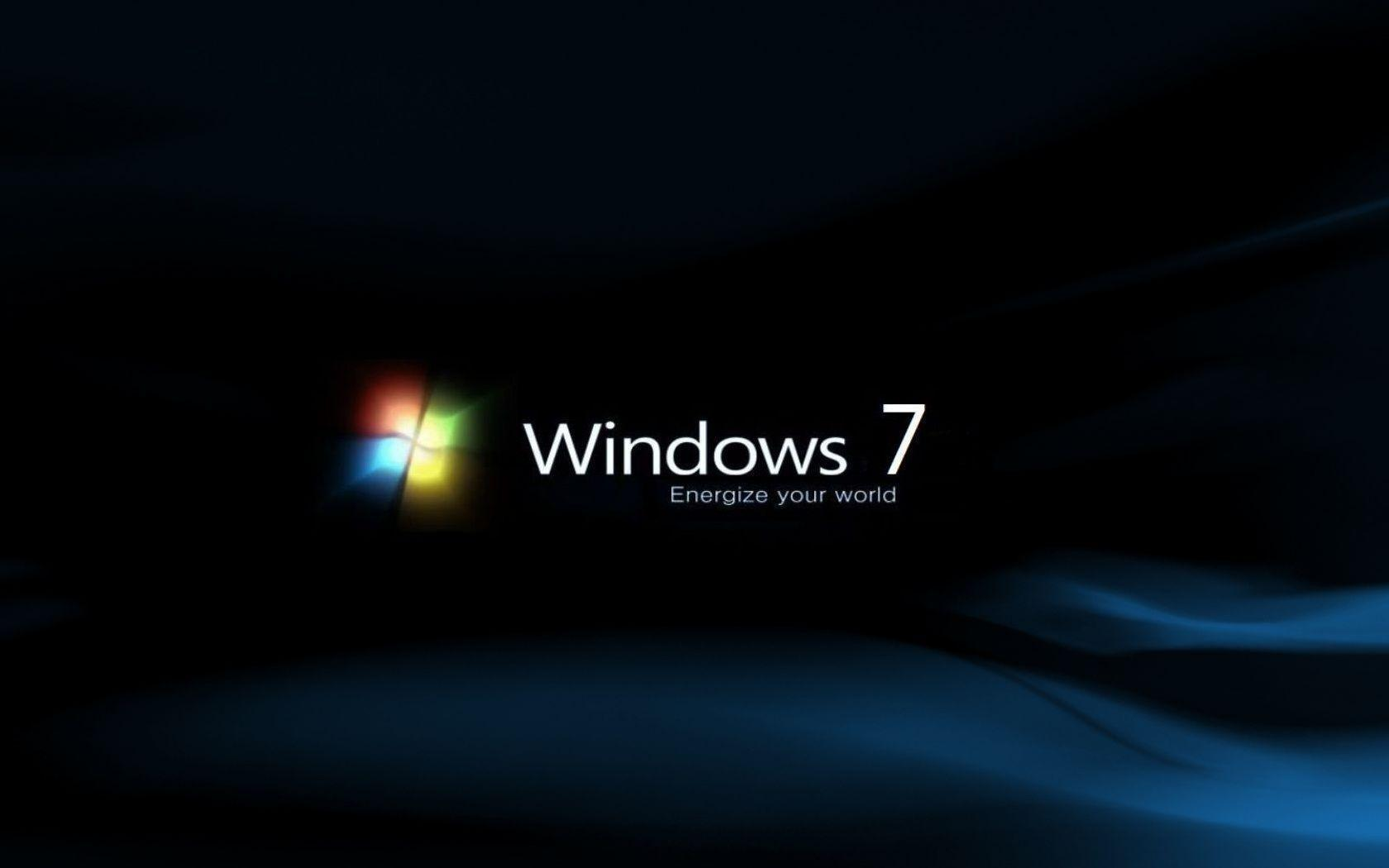 windows 7 backgrounds is black wallpaper cave