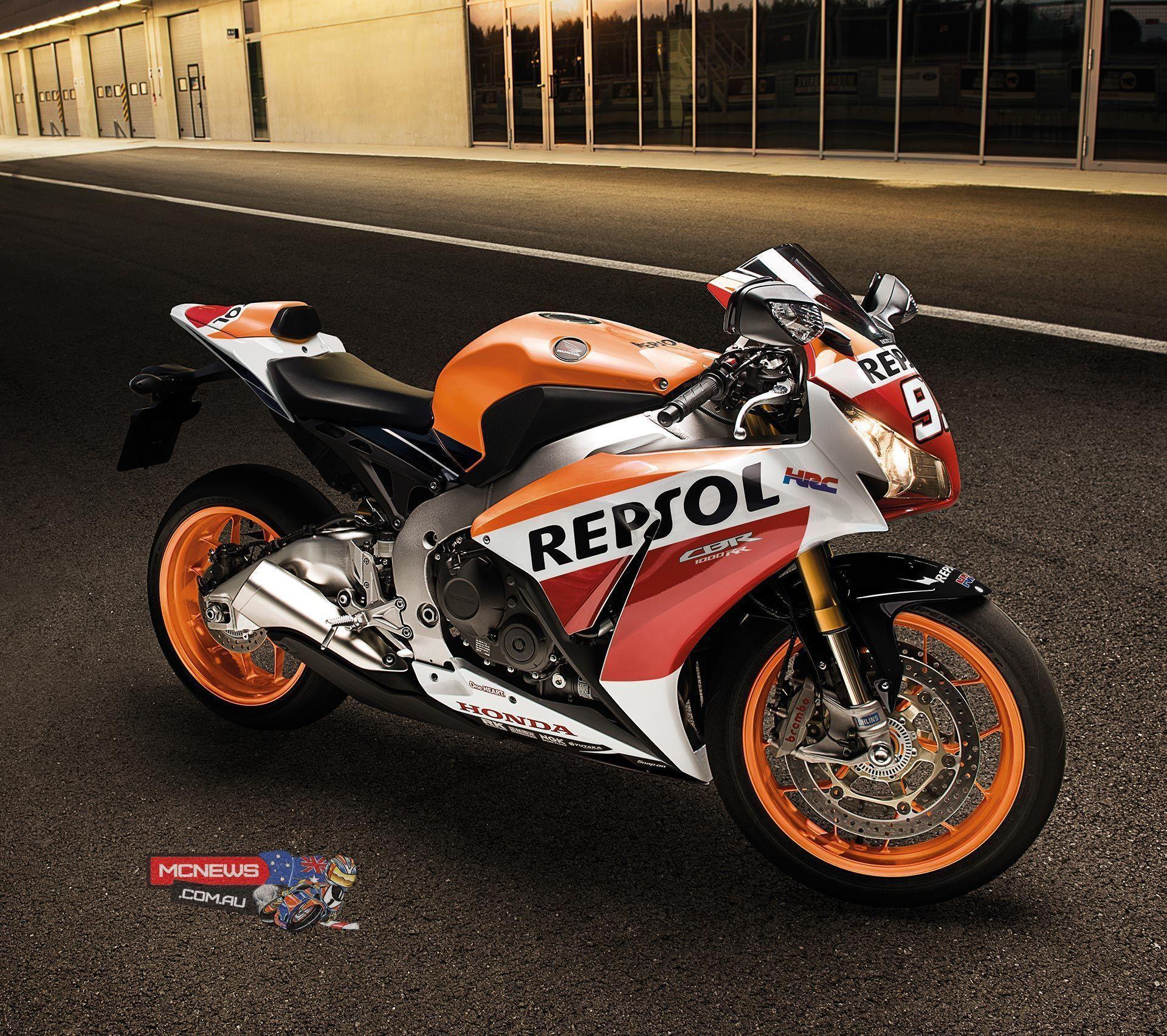 CBR1000RR Repsol 2015 HD Wallpapers