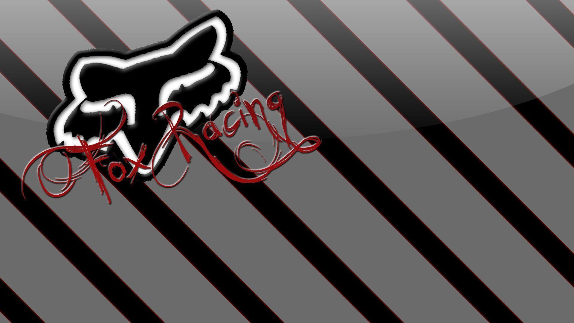 Fox Racing Logo Wallpa...