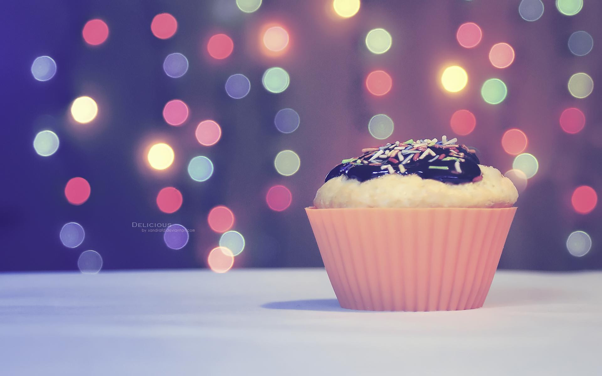 vintage cupcake wallpaper - photo #31