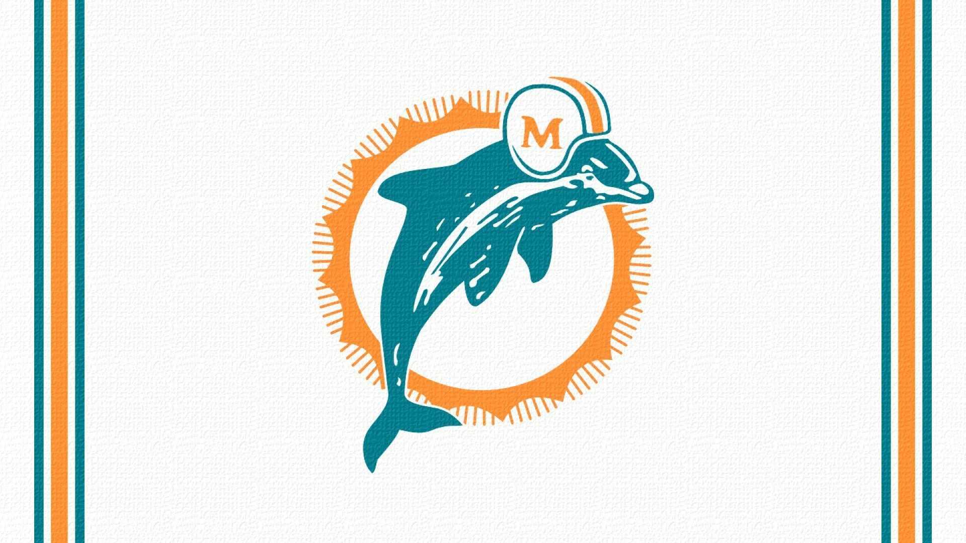Miami Dolphins New Logo Wallpapers 52304 Wallpapers