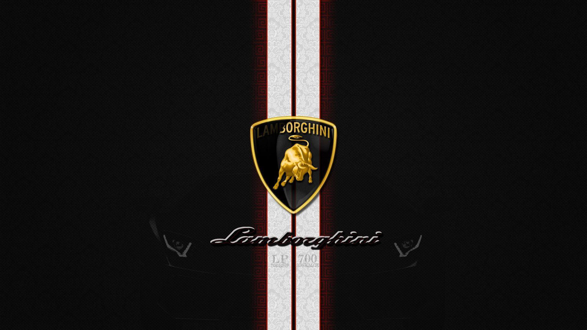 Lamborghini Logo Wallpapers Wallpaper Cave