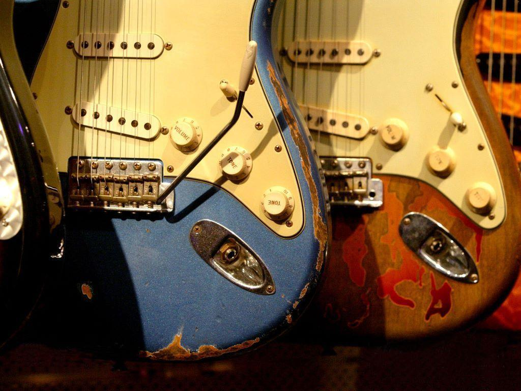 Fender Guitar Wallpapers - Wallpaper Cave