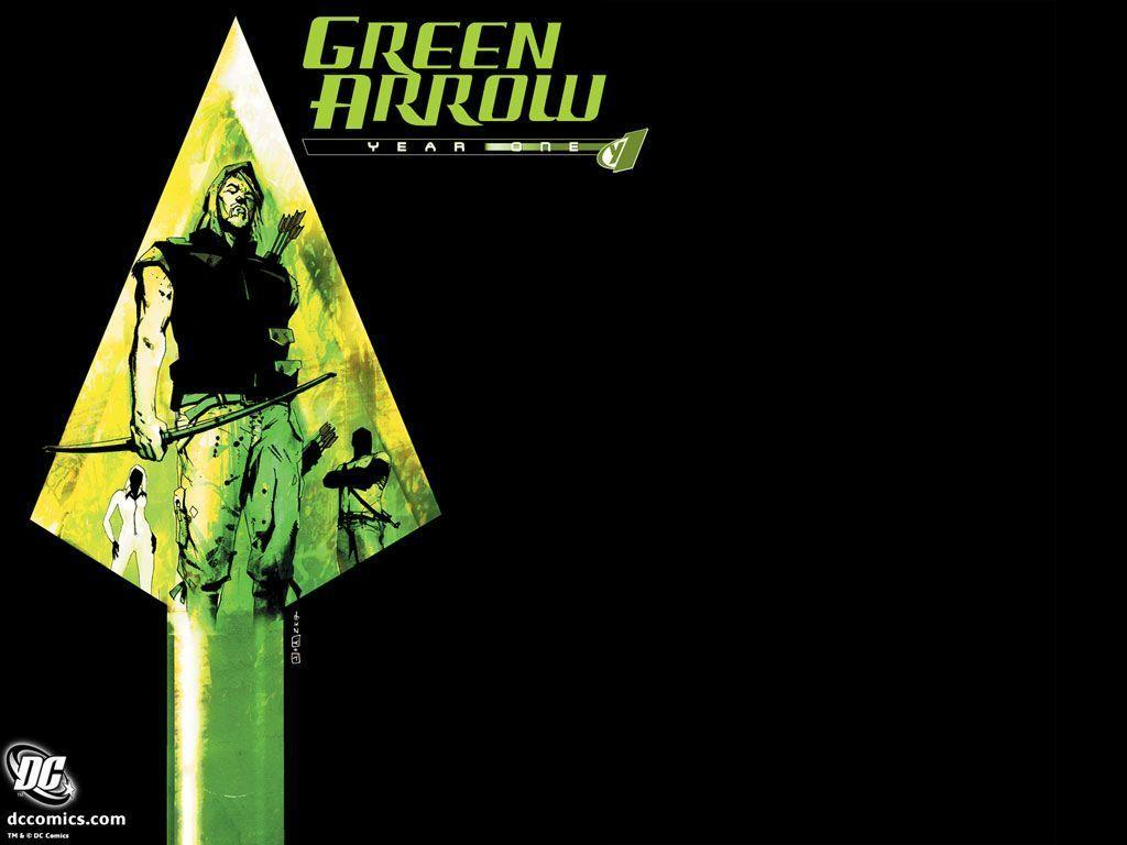 Green Arrow Year One wallpaper//Jock/I