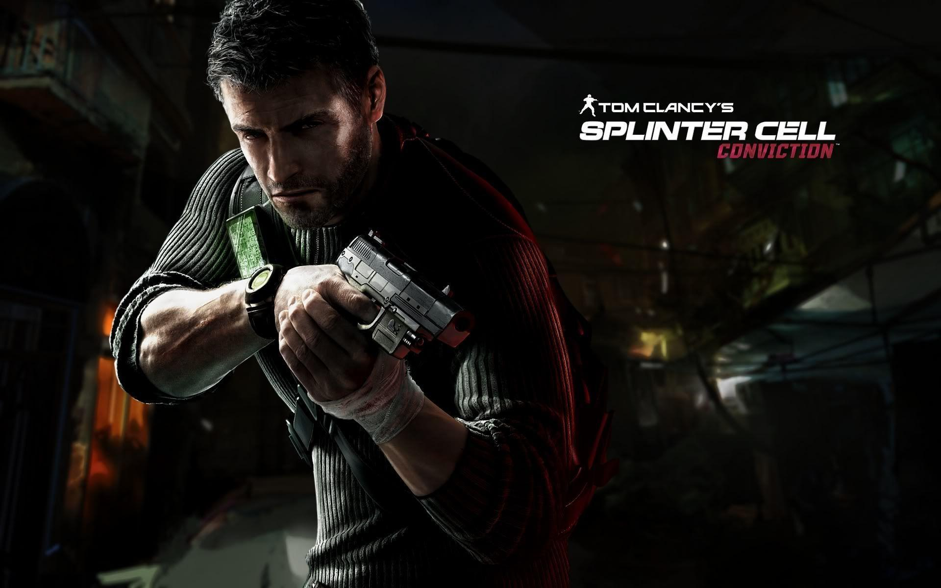 Splinter Cell Conviction Wallpapers - Wallpaper Cave