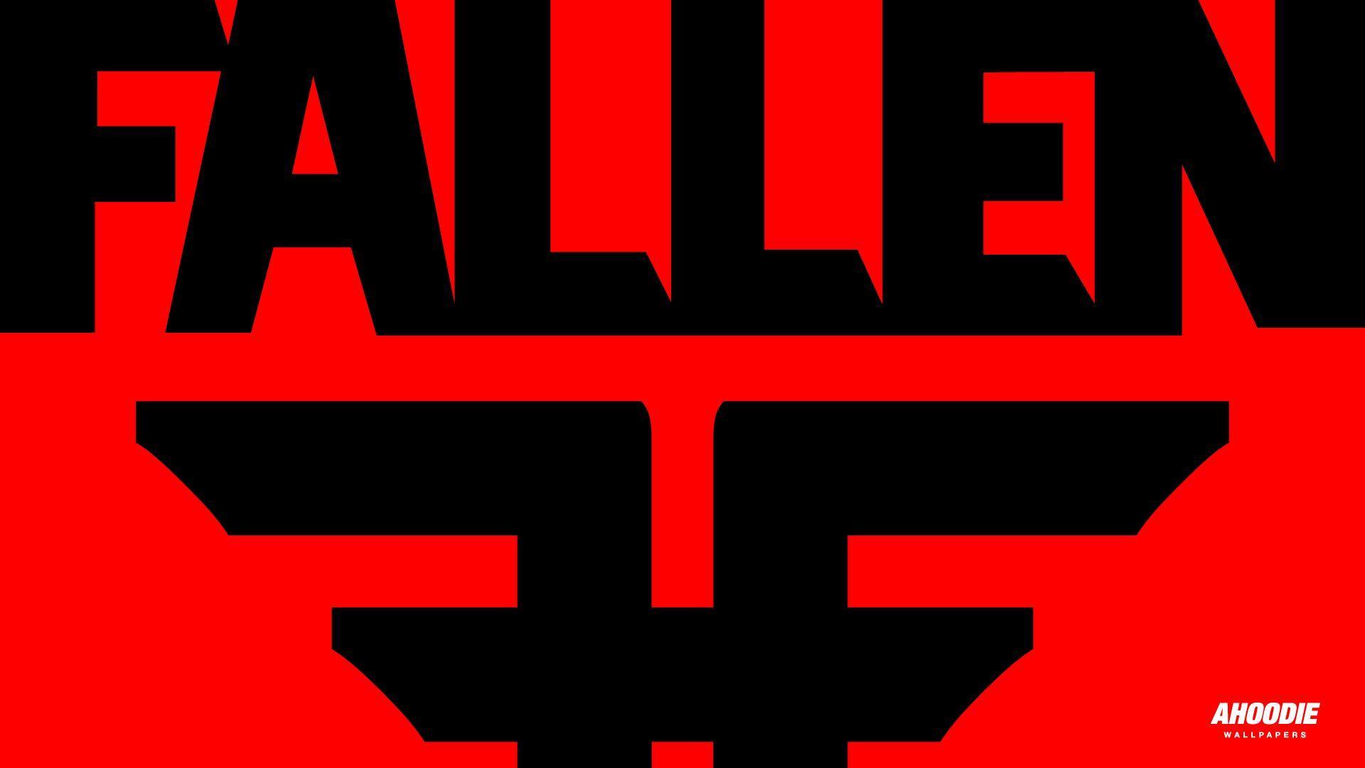 Fallen Wallpapers - Wallpaper Cave Fallen Shoes Logo Wallpaper