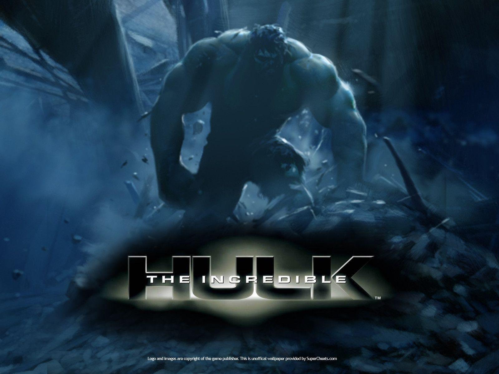 Latest Screens : The Incredible Hulk Wallpapers