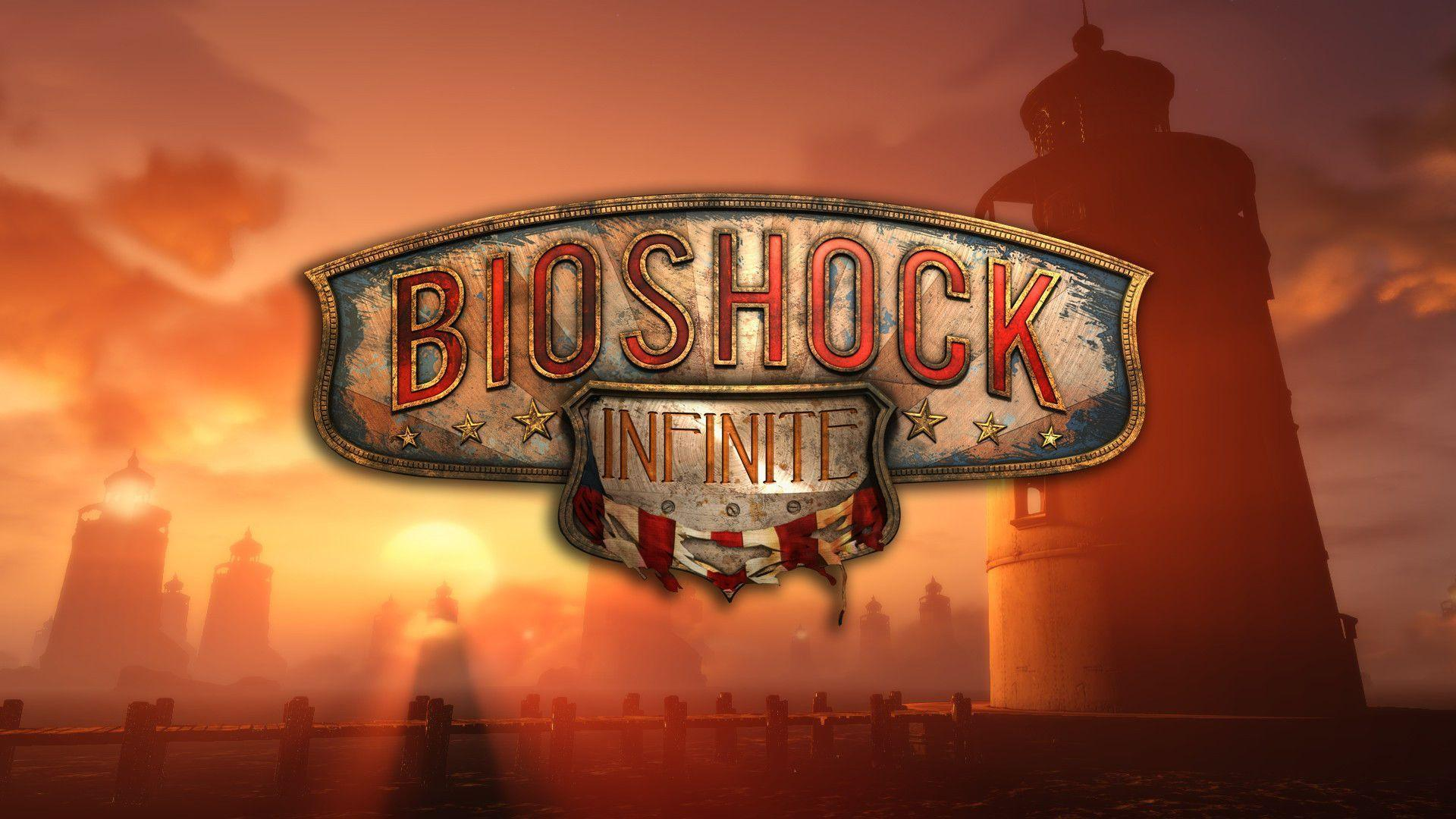could someone make a Bioshock Infinite wallpapers with infinite