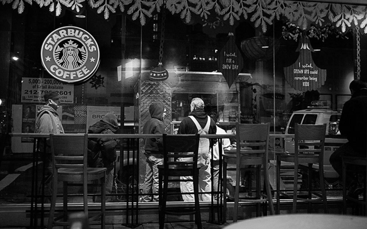 Coffee Shop - Starbucks Wallpaper (25055174) - Fanpop