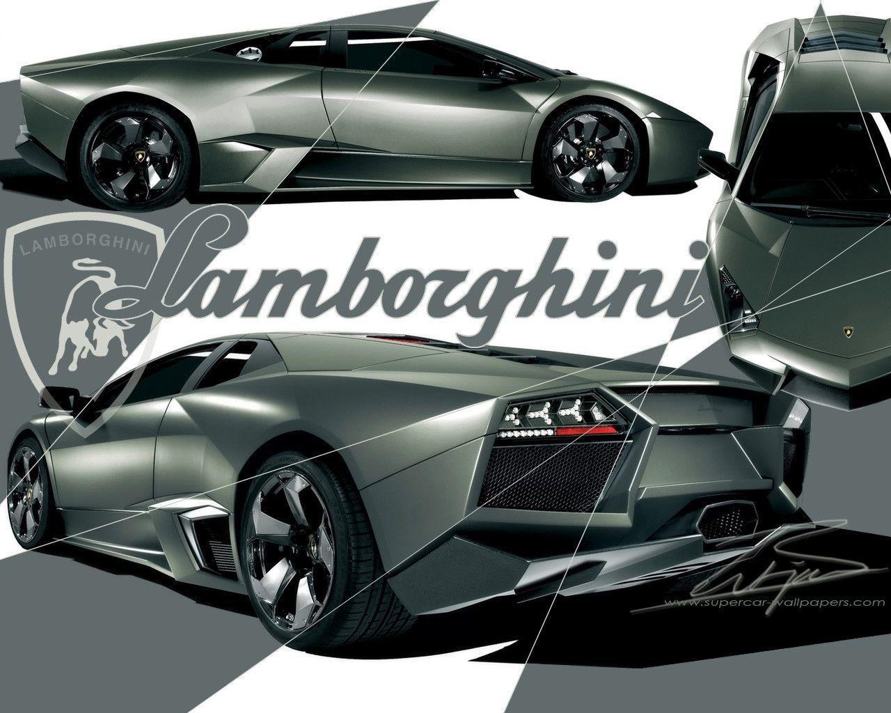 Lamborghini Reventon Roadster Wallpaper Hd