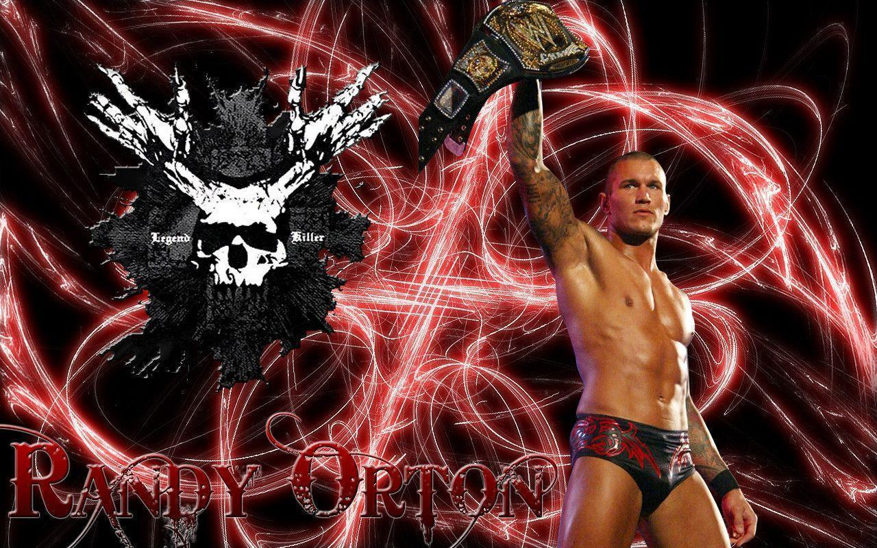 Randy Orton Wallpaper v2 by Crankrune on DeviantArt