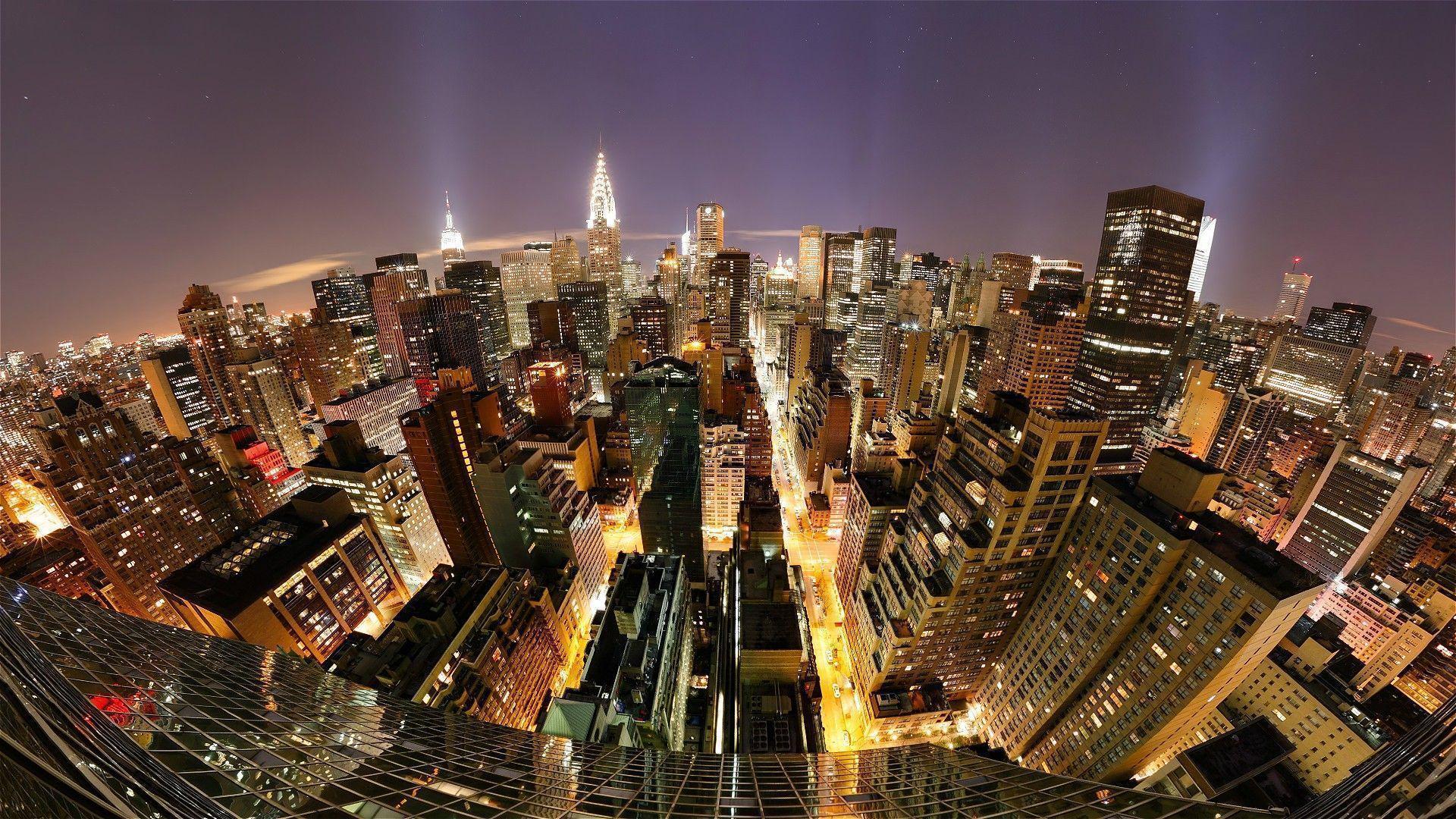 New York City Desktop Wallpaper Widescreen #8786669