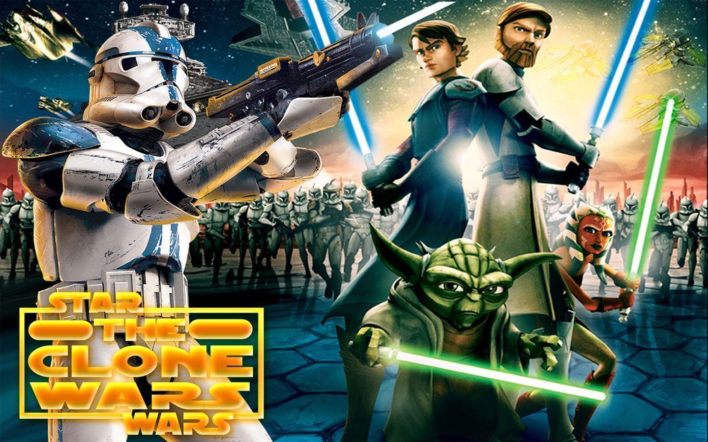 Star Wars Clone Wars Wallpapers - Wallpaper Cave