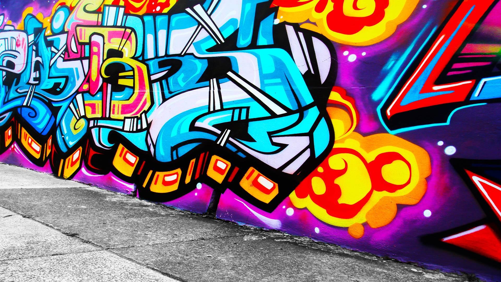 Graffiti wallpaper by aleksparx dclcv 1920x1080 pixel wallpaper