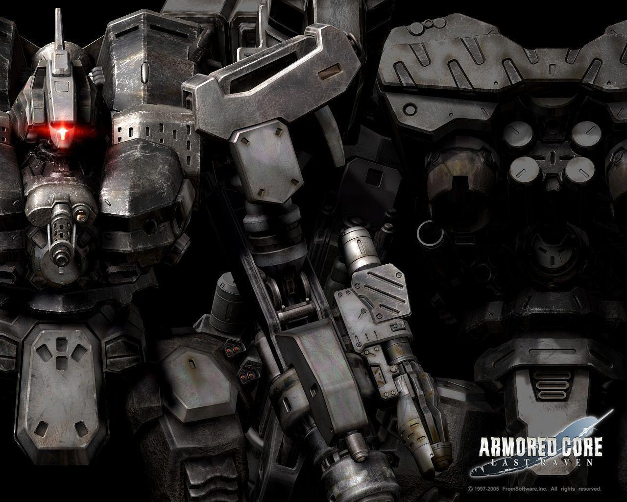 Armored Core 5 Wallpapers Wallpaper Cave