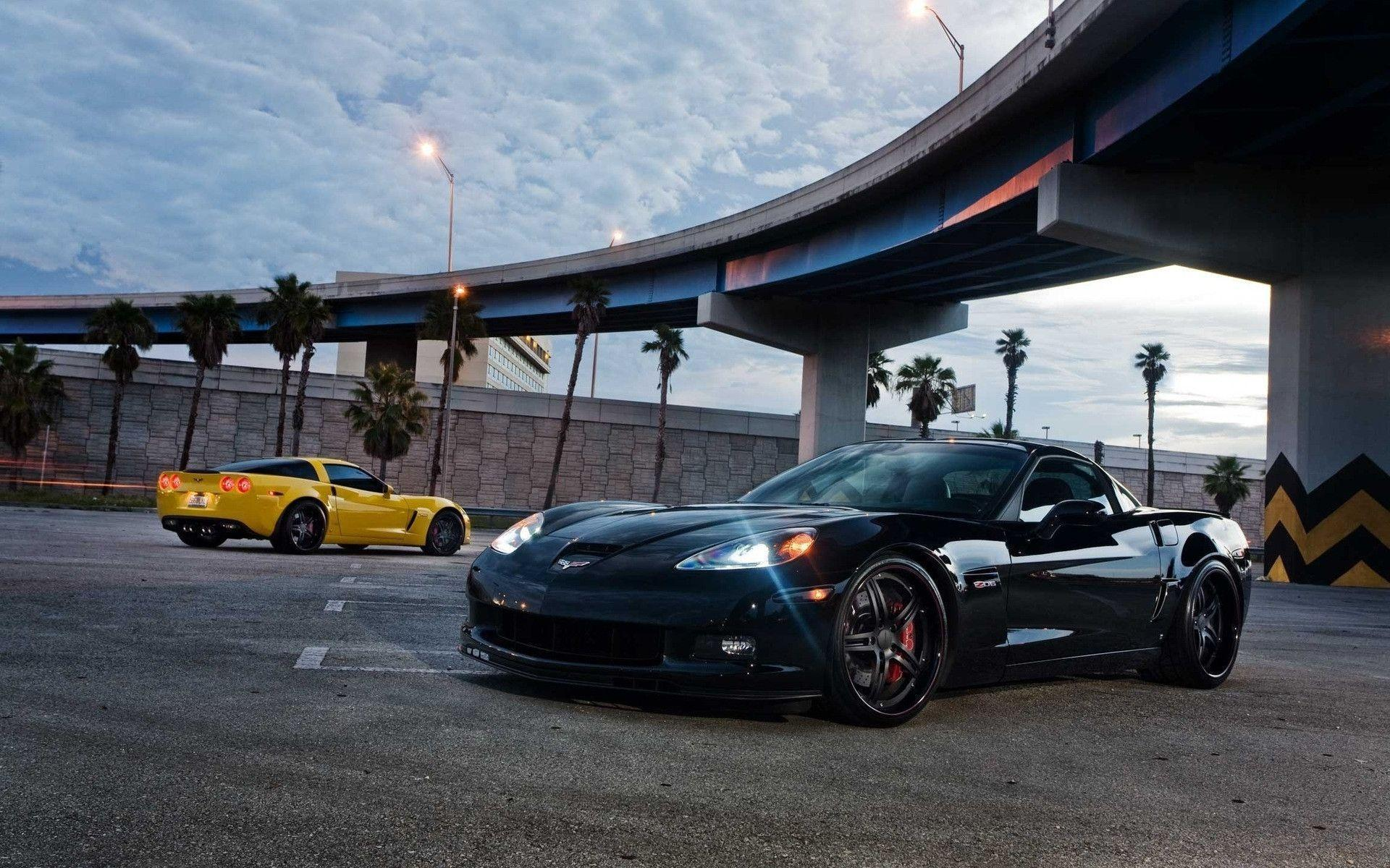black yellow chevrolet corvette c5 z06 wallpaper paravucom hd - Corvette C5 Logo Wallpaper