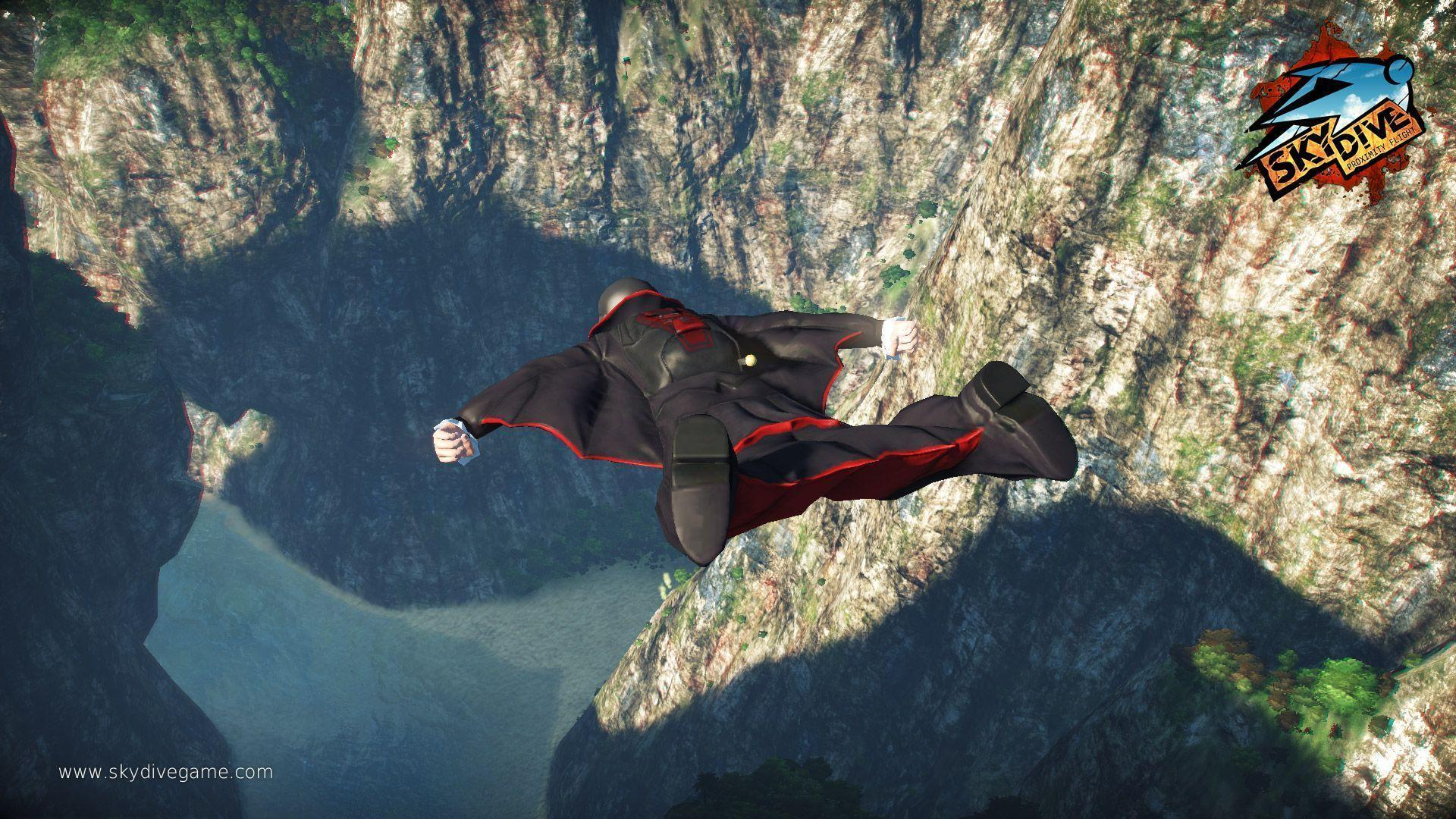 Images For > Wingsuit Proximity Flying