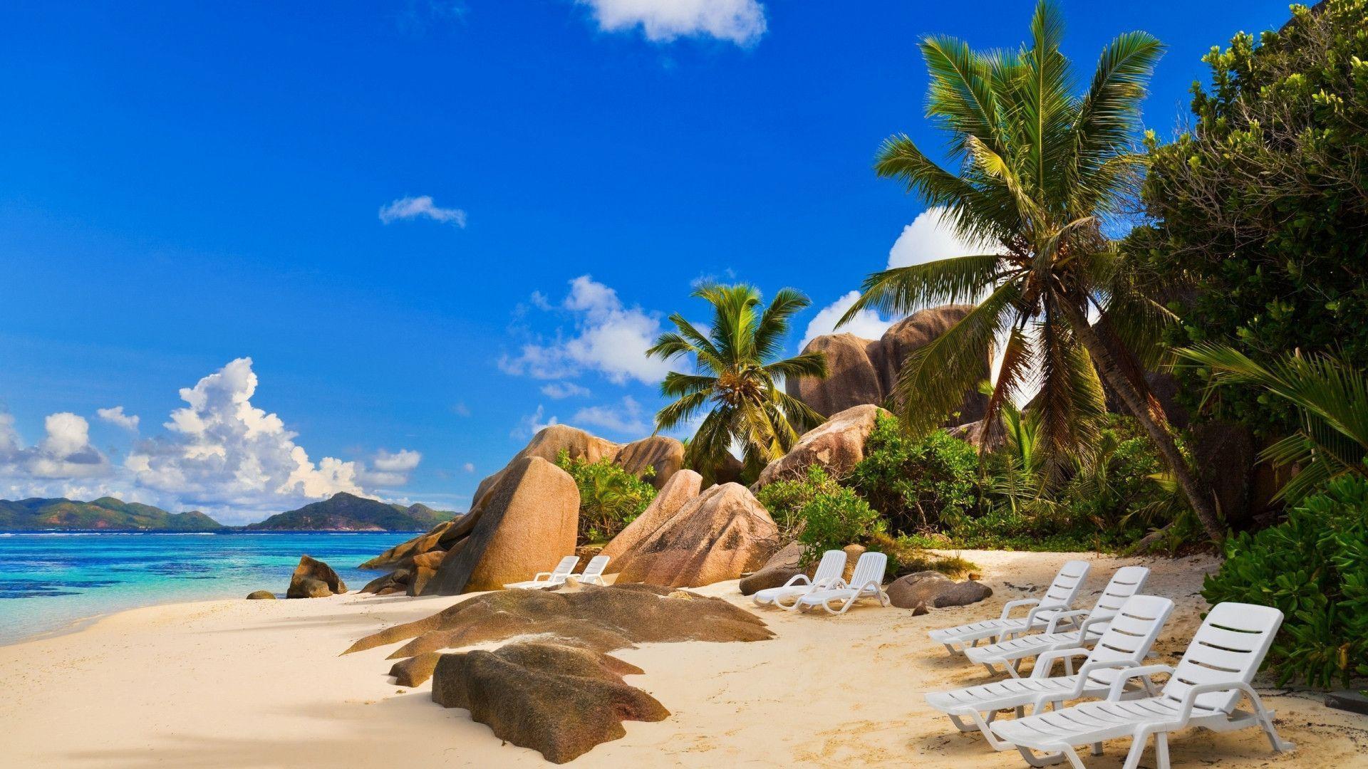 Exotic Sea Beach Wallpaper, HD, Sea Beach HD Widescreen Wallpapers .