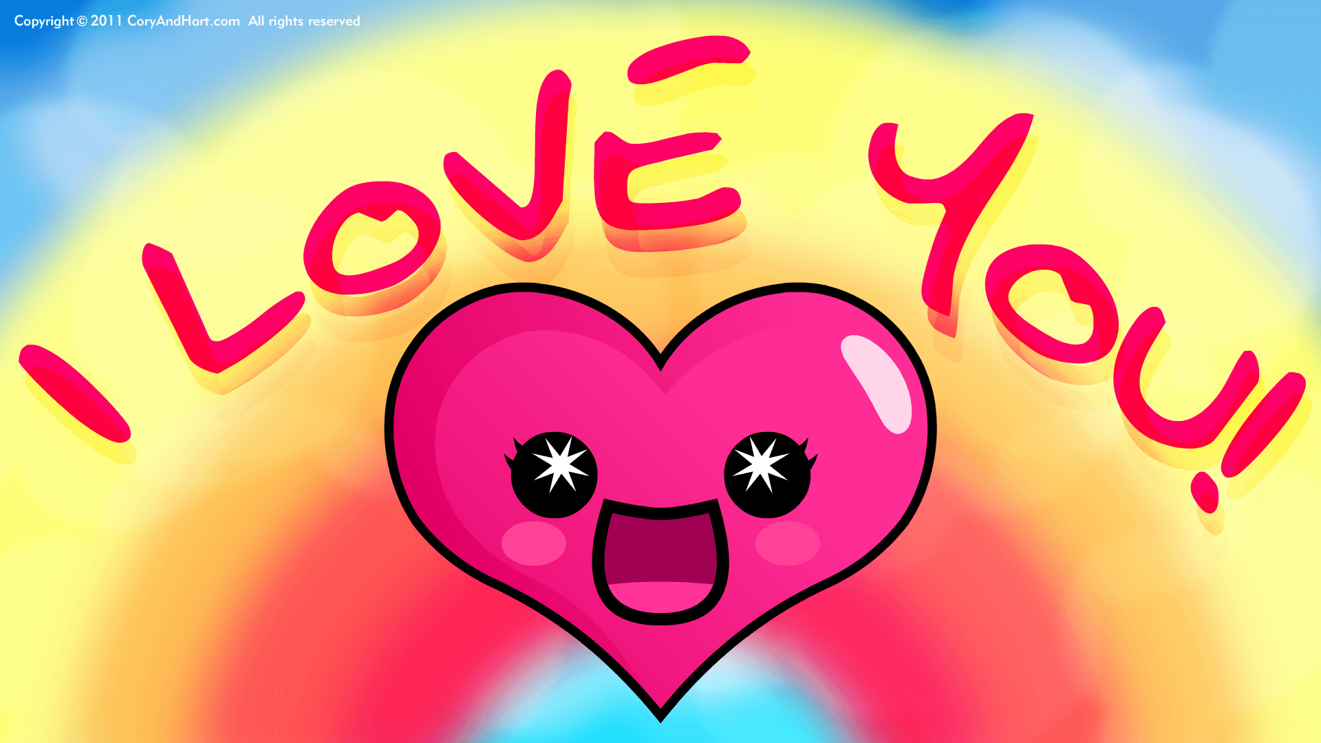cute i love you wallpapers wallpaper cave