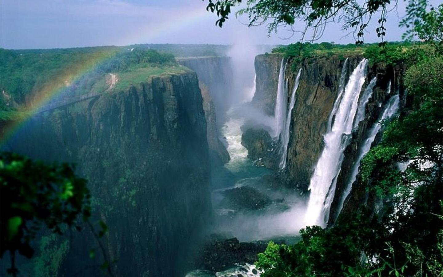 Free HQ Victoria Falls Wallpapers