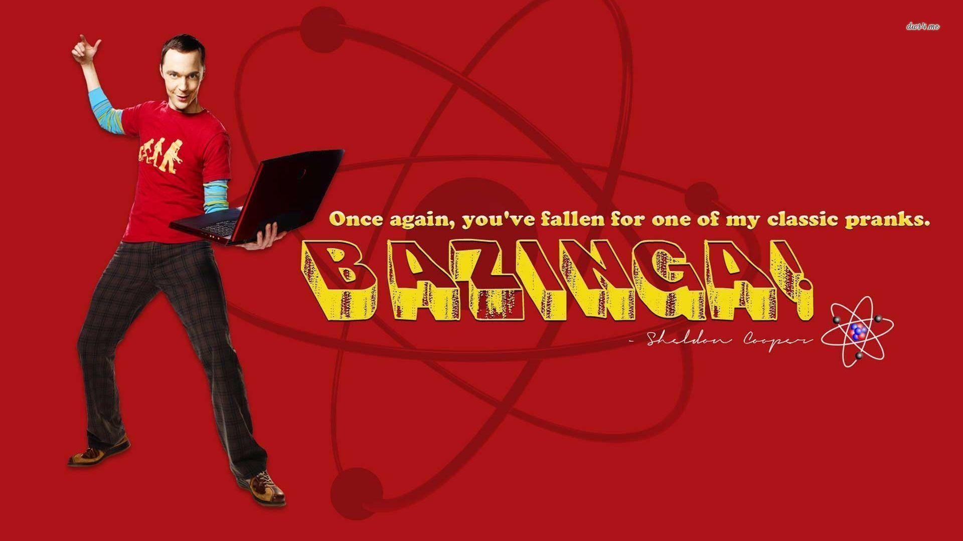Bazinga Computer Wallpapers, Desktop Backgrounds 1920x1080 Id: 431309
