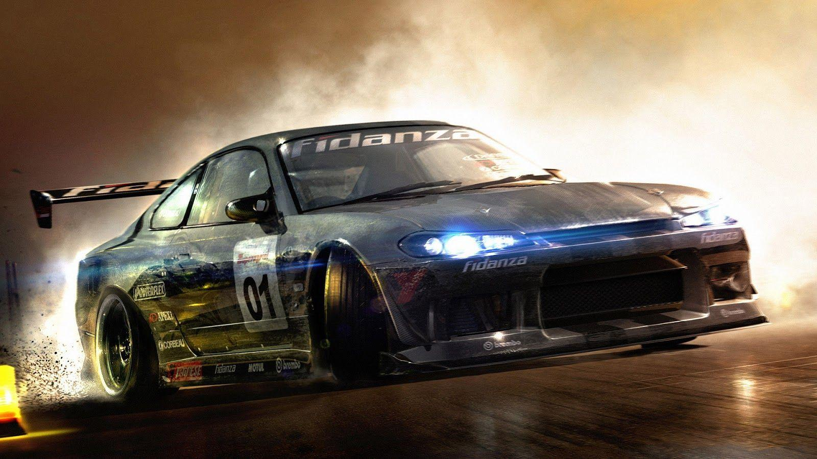 Images For > Car Drifting Wallpaper