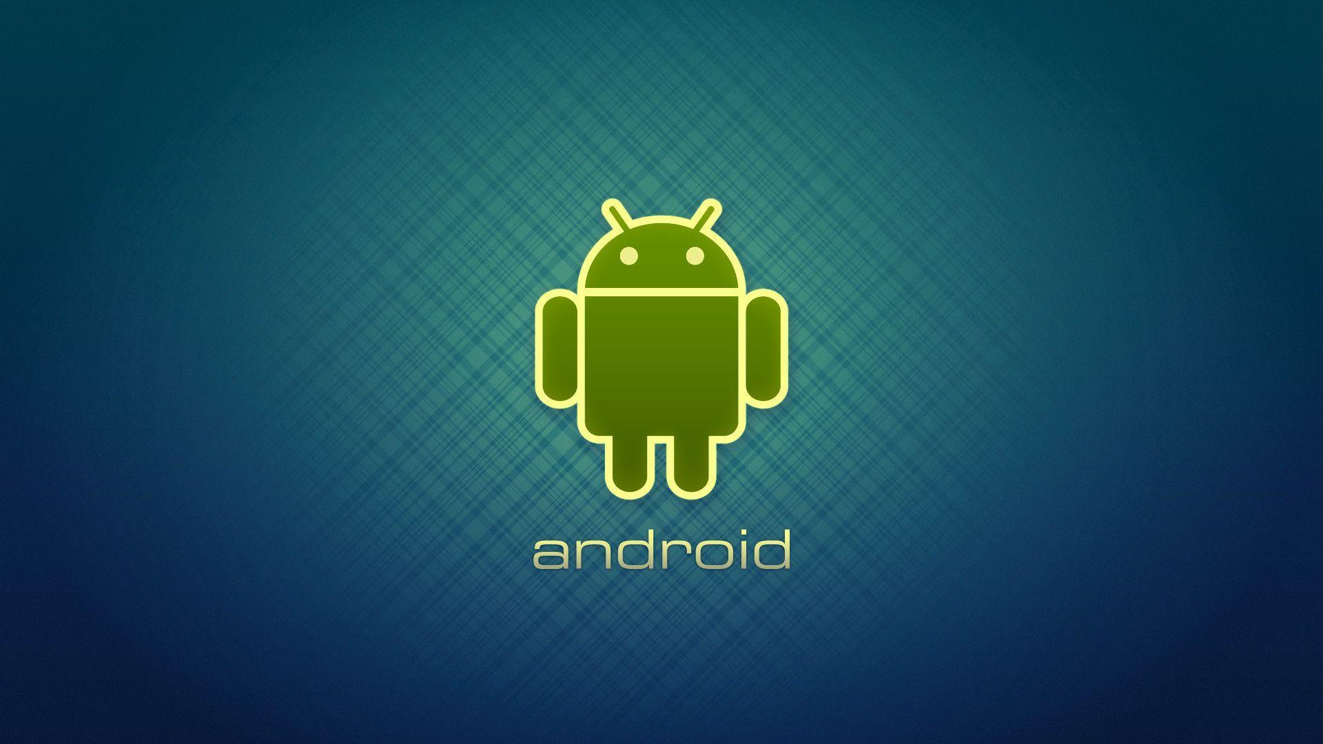 Blue Android Pics HD Wallpapers 2014