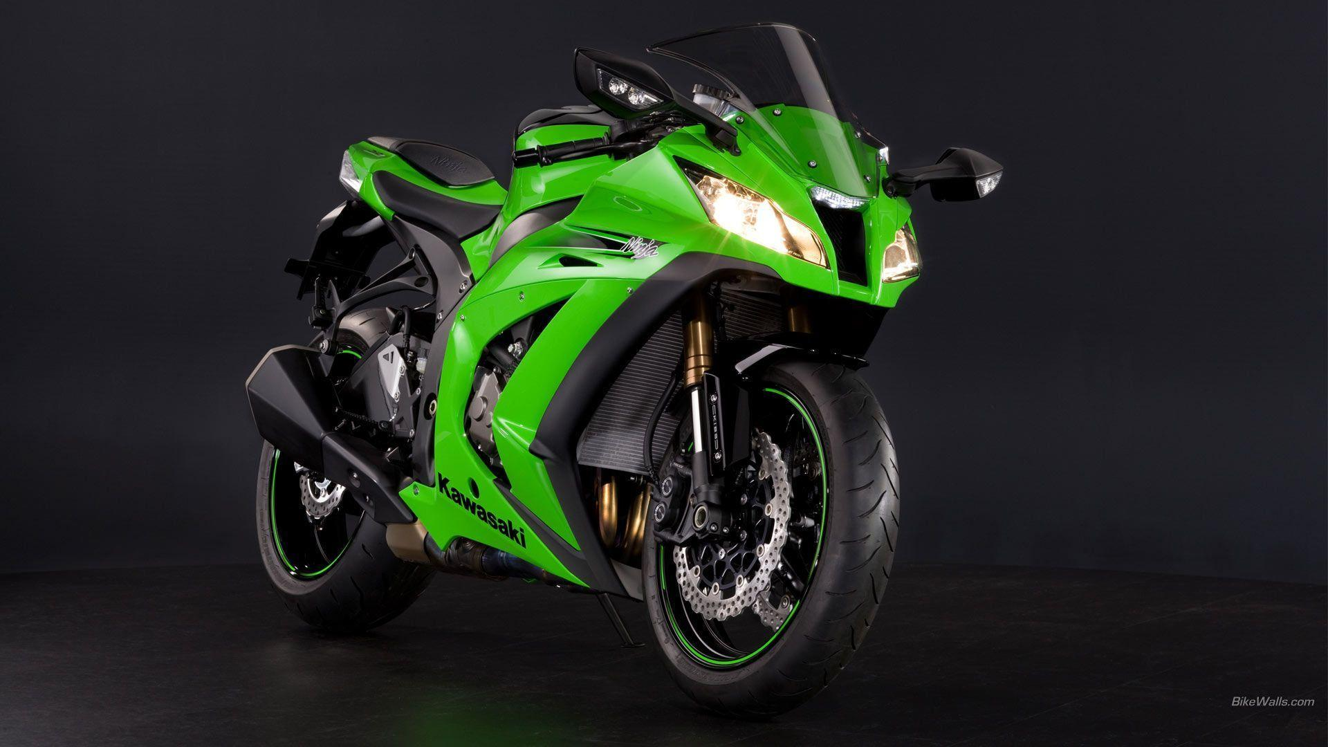 Kawasaki Ninja Wallpapers  Wallpaper Cave