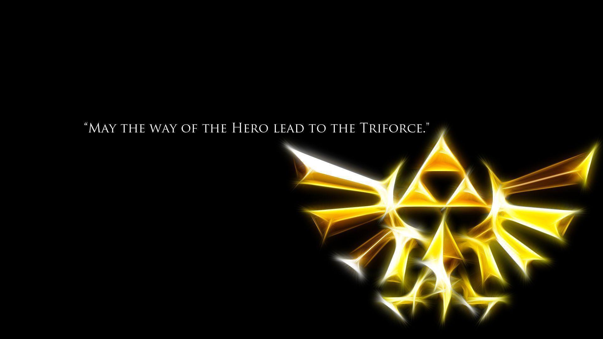 Zelda Wallpaper 1920x1080 Triforce Zelda Triforce Wallpap...