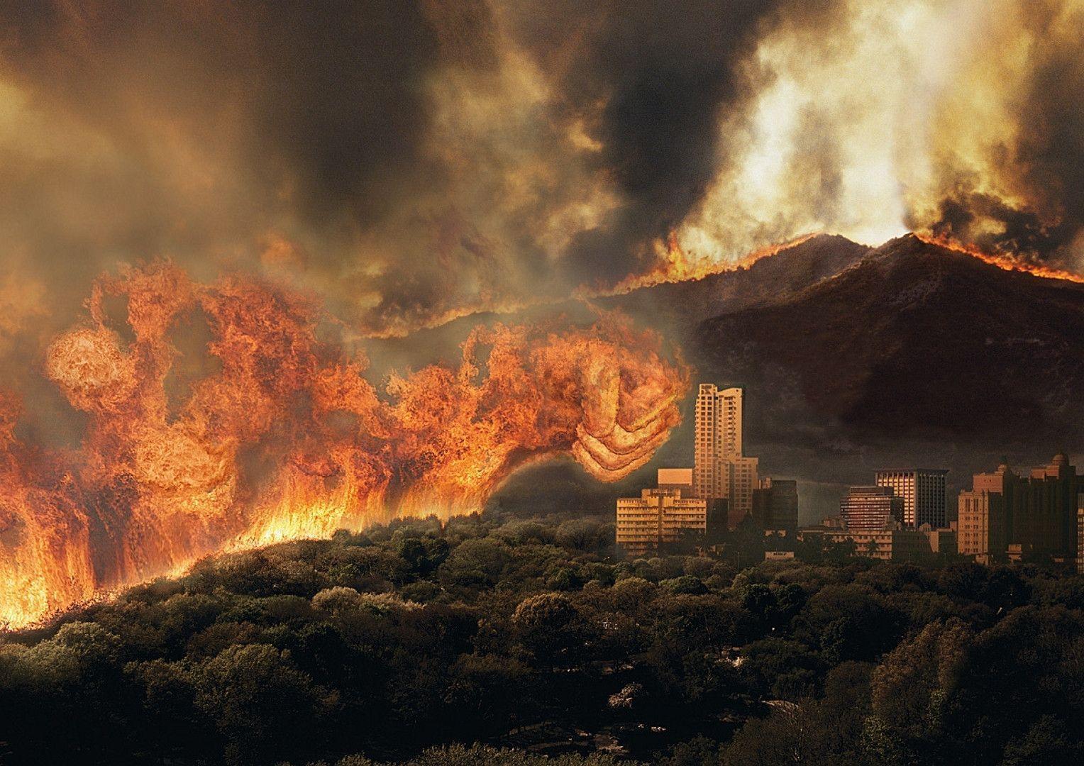 BNPB Forest Fires