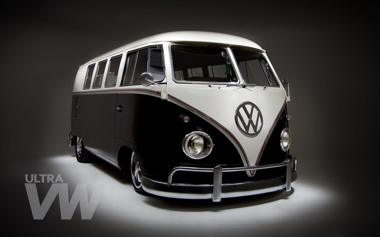 Volkswagen Bus Wallpapers