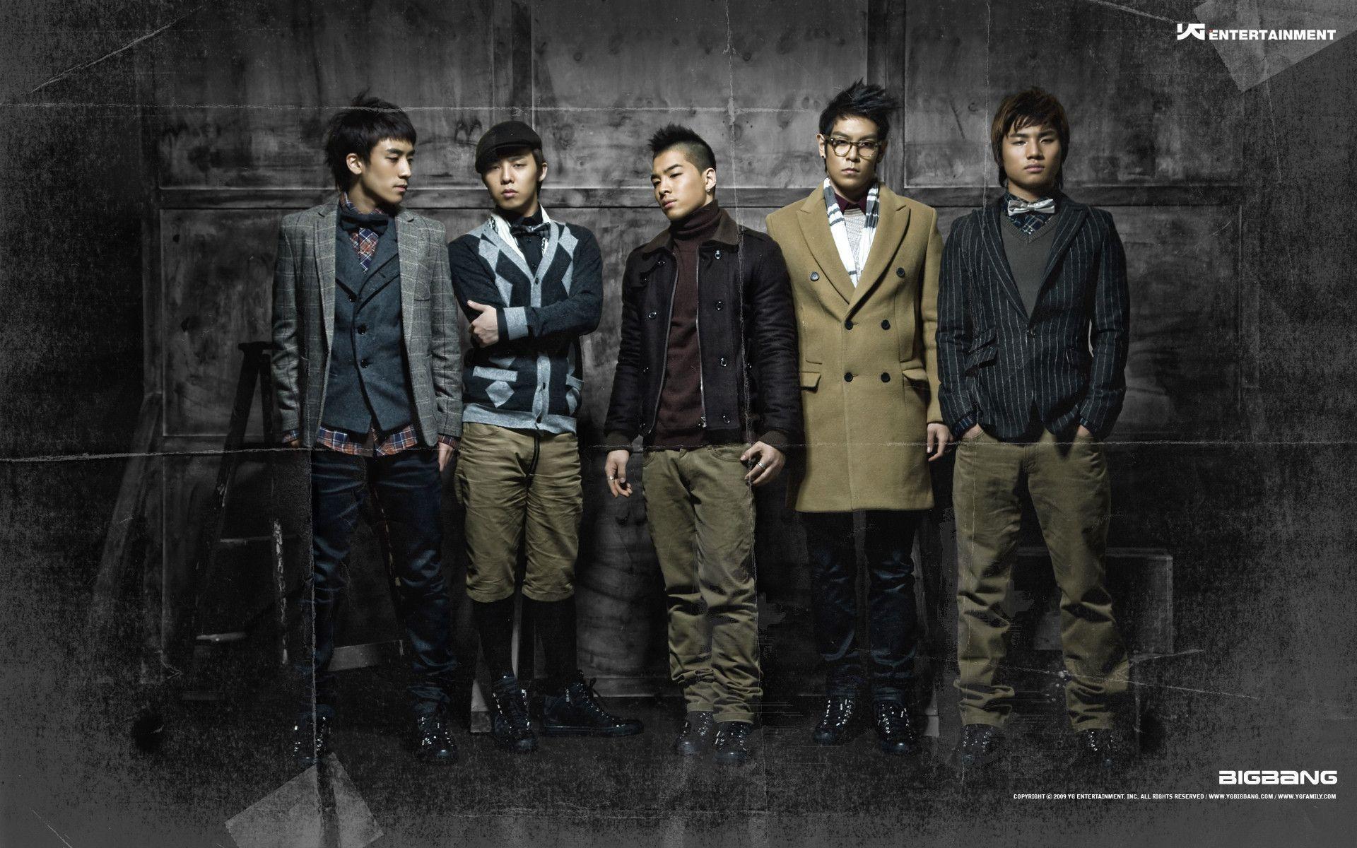 big bang kpop wallpaper 2013 - photo #13