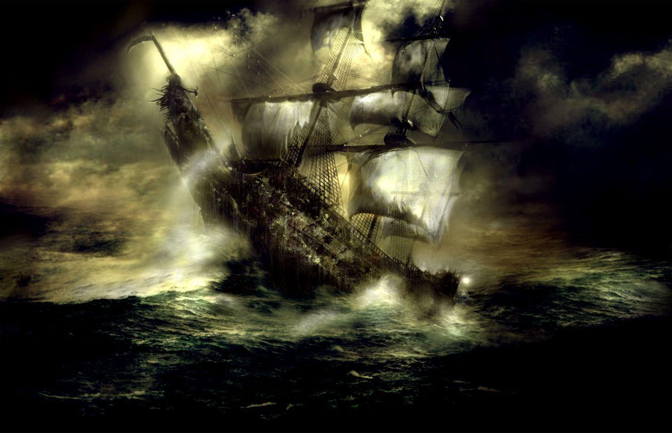 Hd Pirate Ship Wallpaper: Pirate Desktop Wallpapers