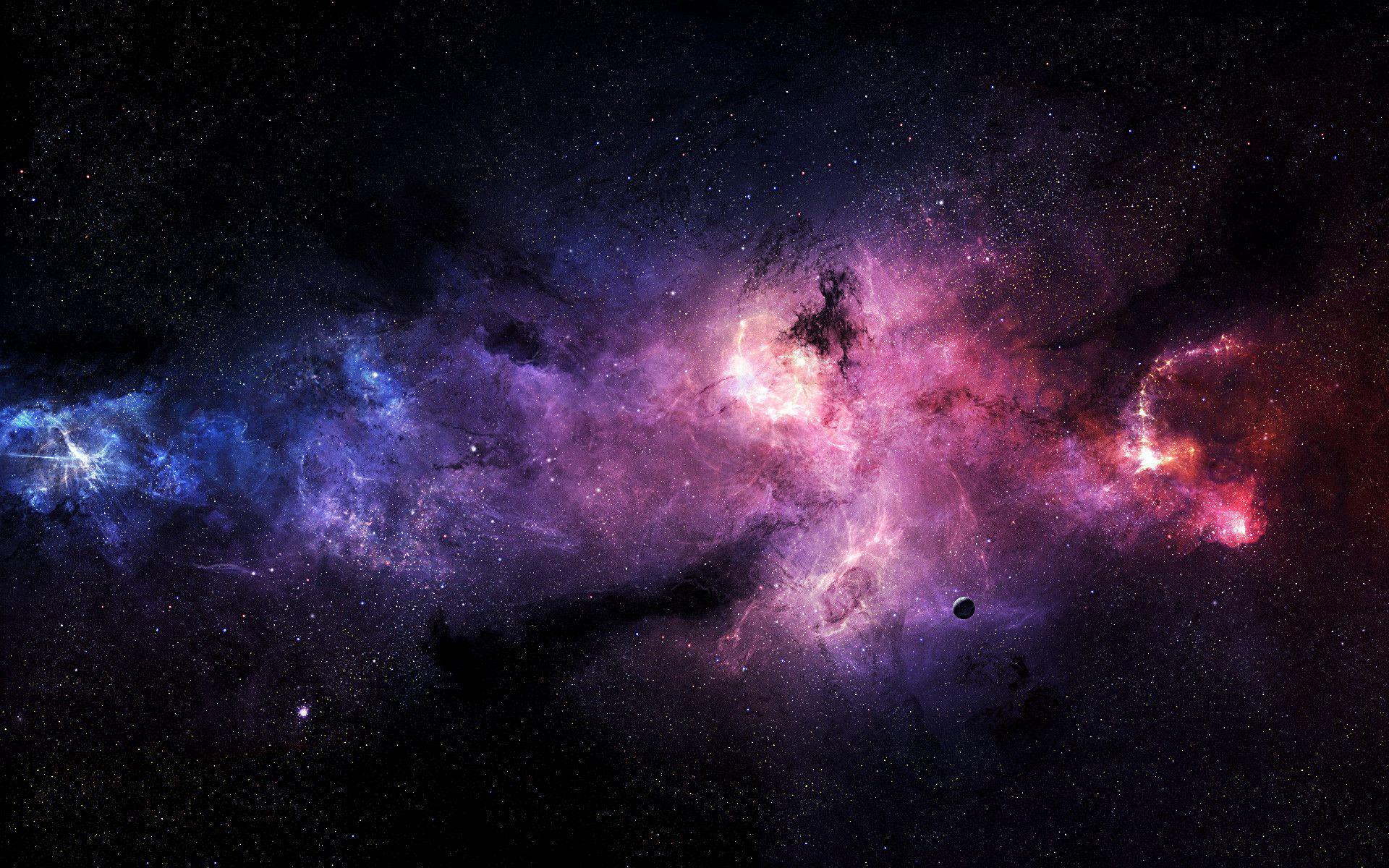 galaxy space hd wallpaper - photo #38
