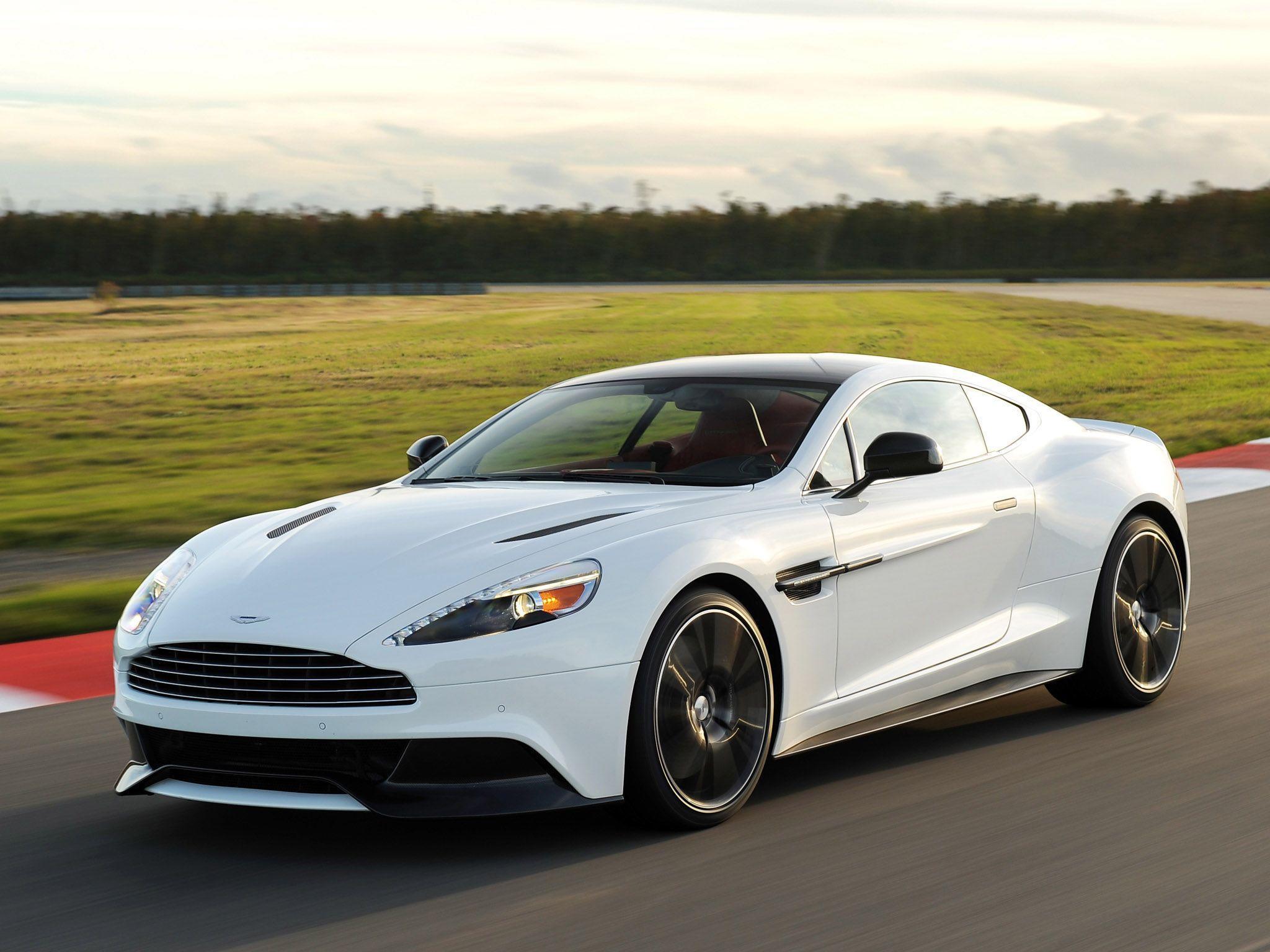 Aston Martin Sports Car 2014