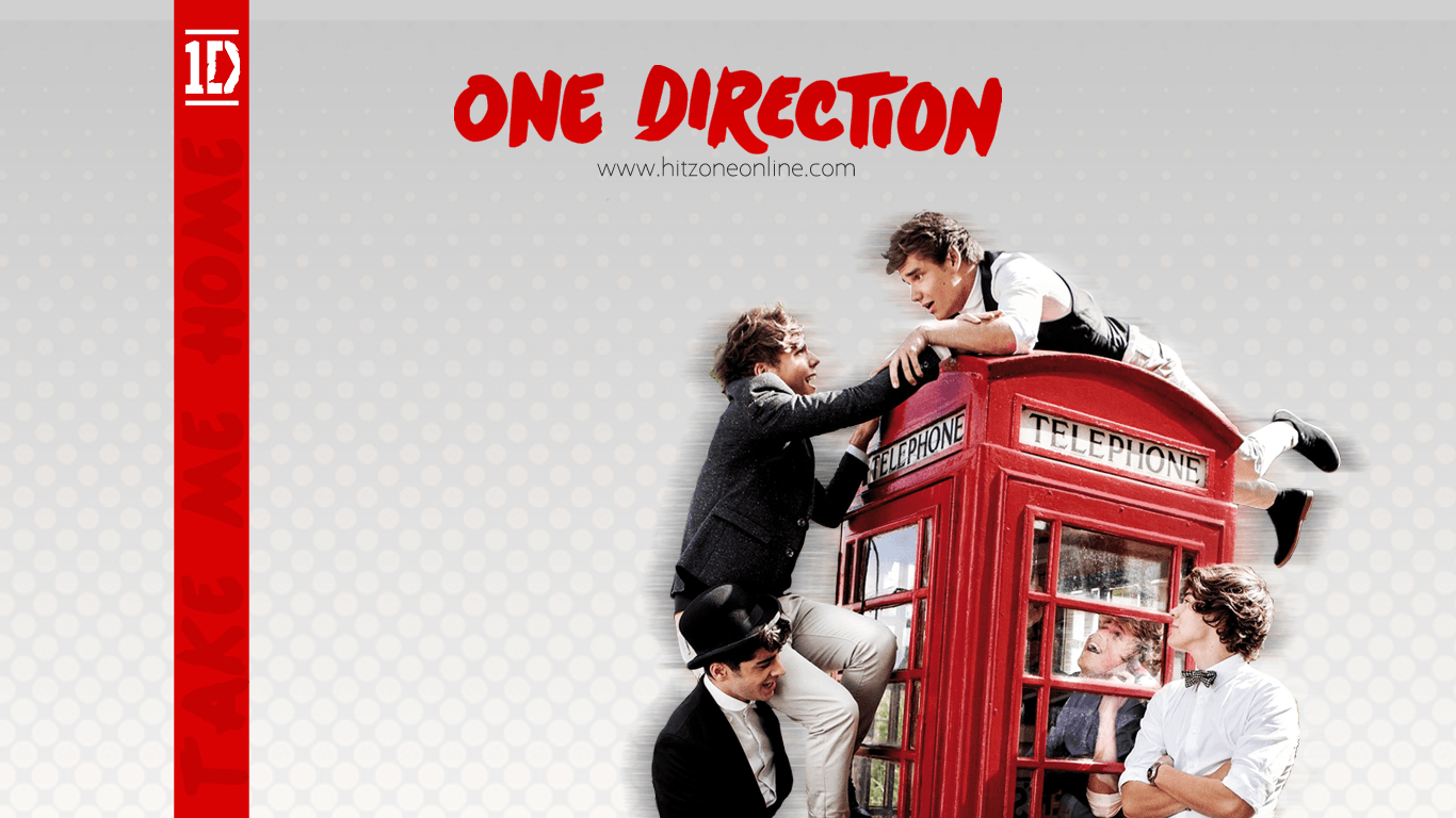 One Direction Take Me Home Wallpapers - Wallpaper Cave