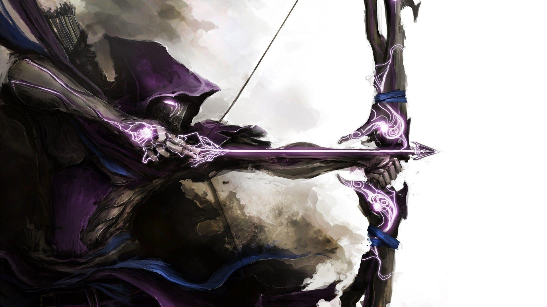 Hawkeye artwork Wallpapers #