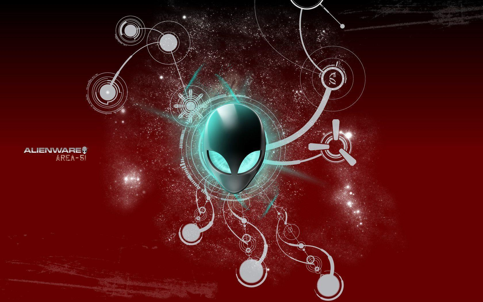 alienware wallpapers red - photo #24