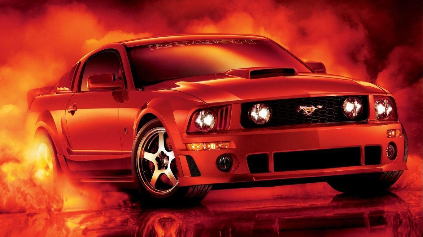 Ford Mustang Wallpaper 1793 1366x768 px ~ FreeWallSource.