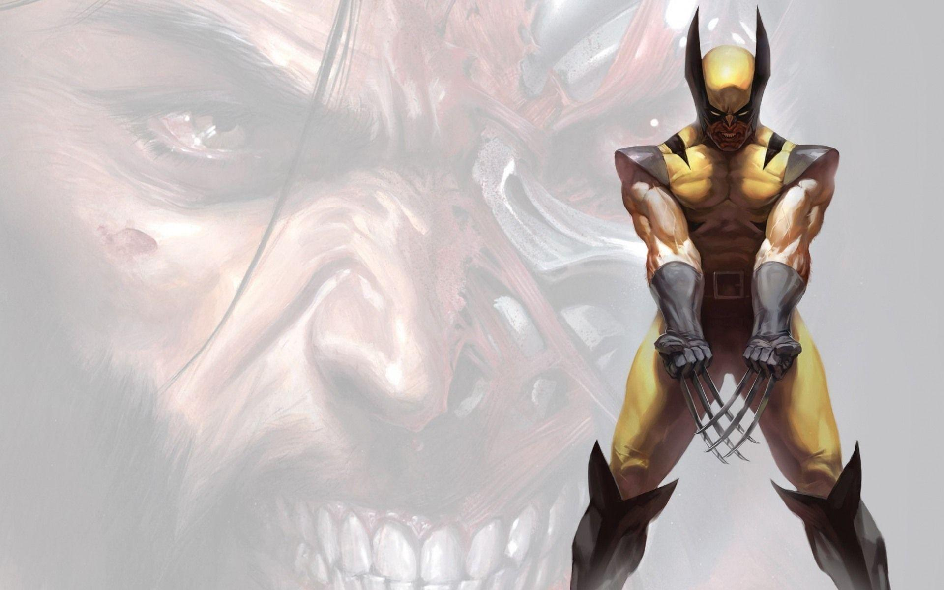 wolverine marvel wallpapers wallpaper cave