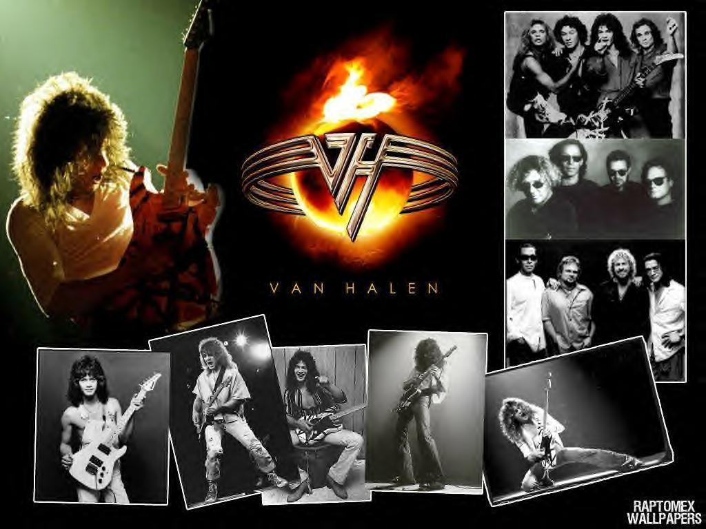 Van Halen Backgrounds Wallpaper Cave