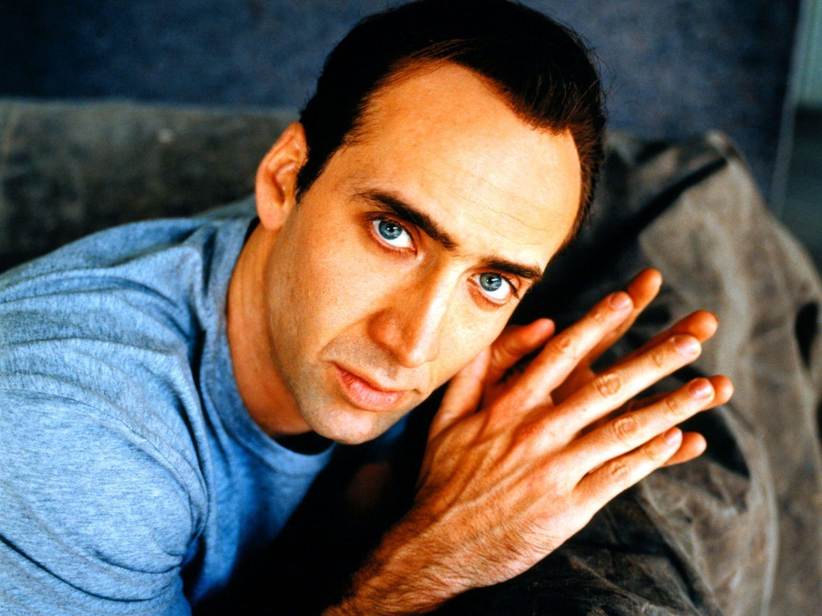 Pix For > Nicolas Cage Creepy Wallpapers