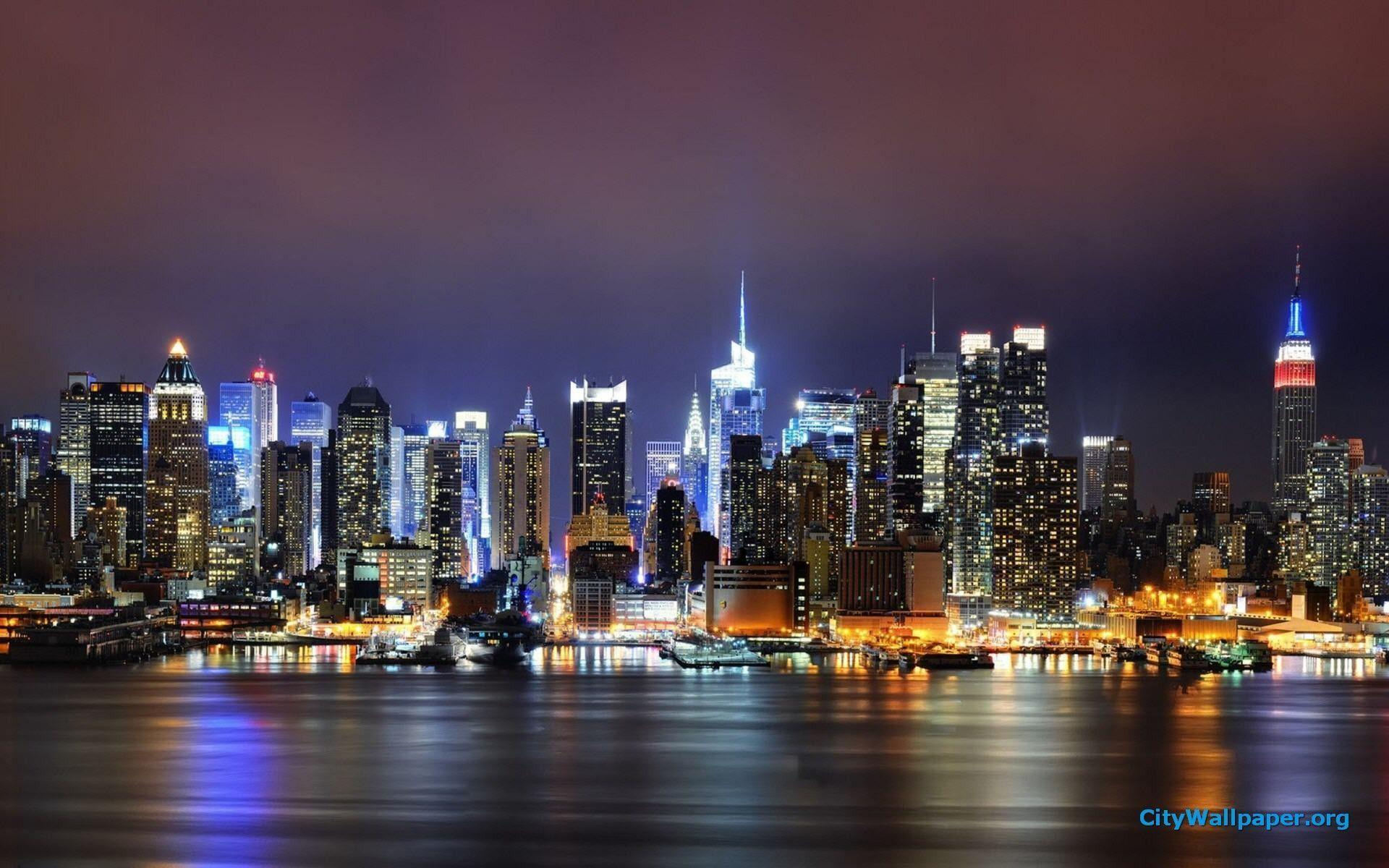New York City Desktop Backgrounds Wallpaper Cave