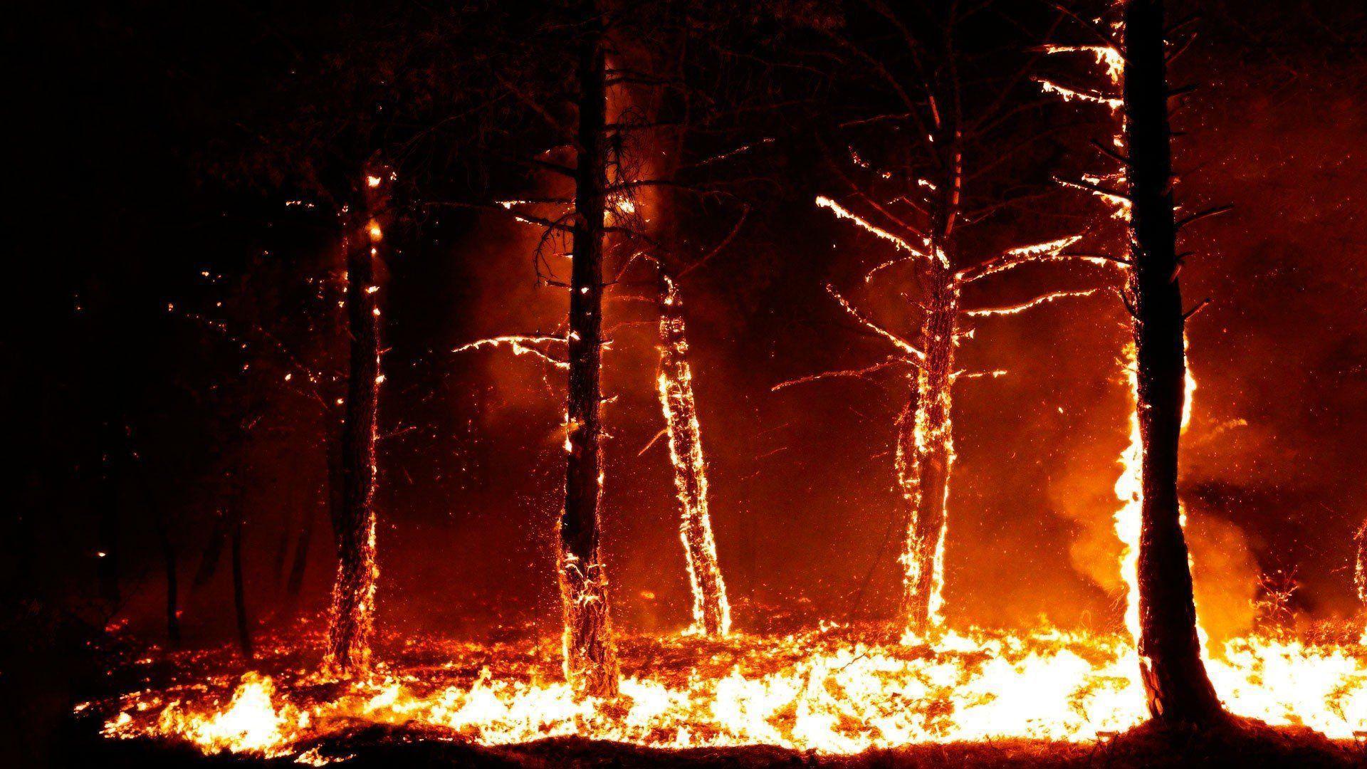 fire apocalypse background - photo #16
