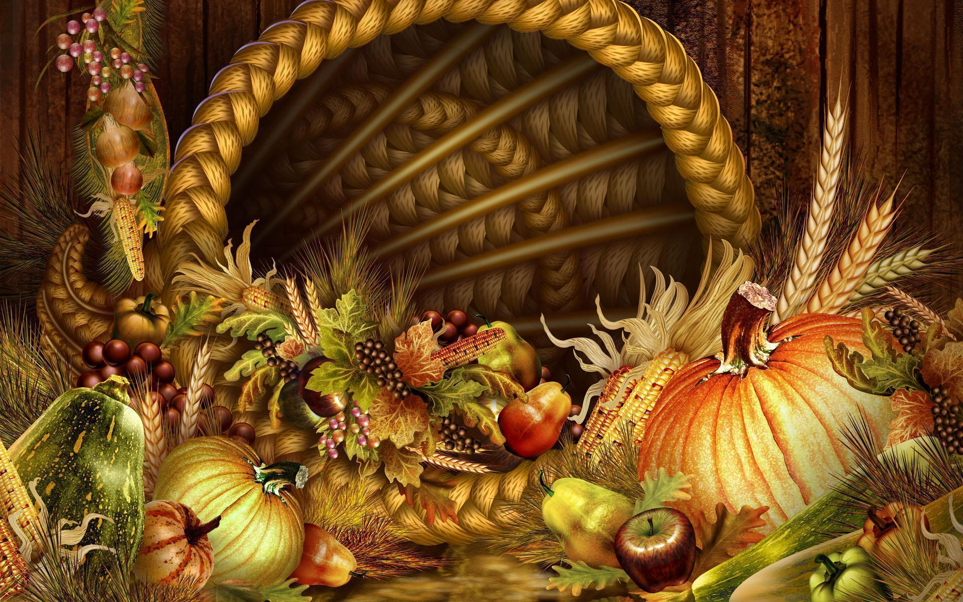 38 Thanksgiving Wallpapers