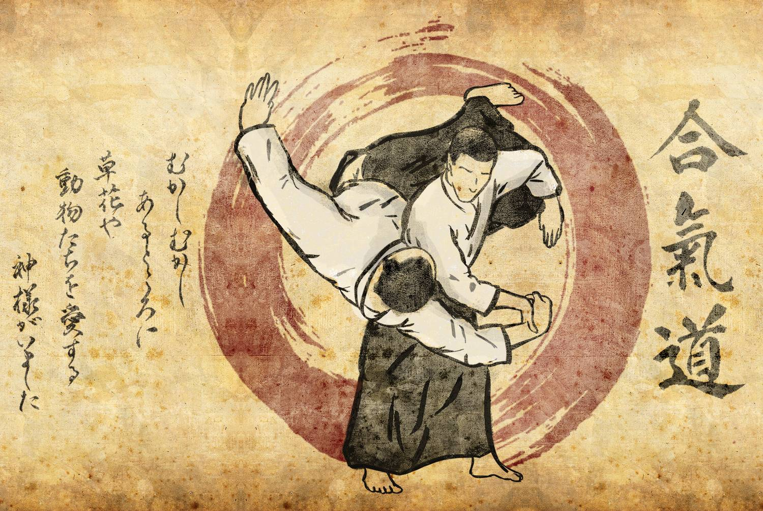 Aikido Wallpapers  Wallpaper Cave
