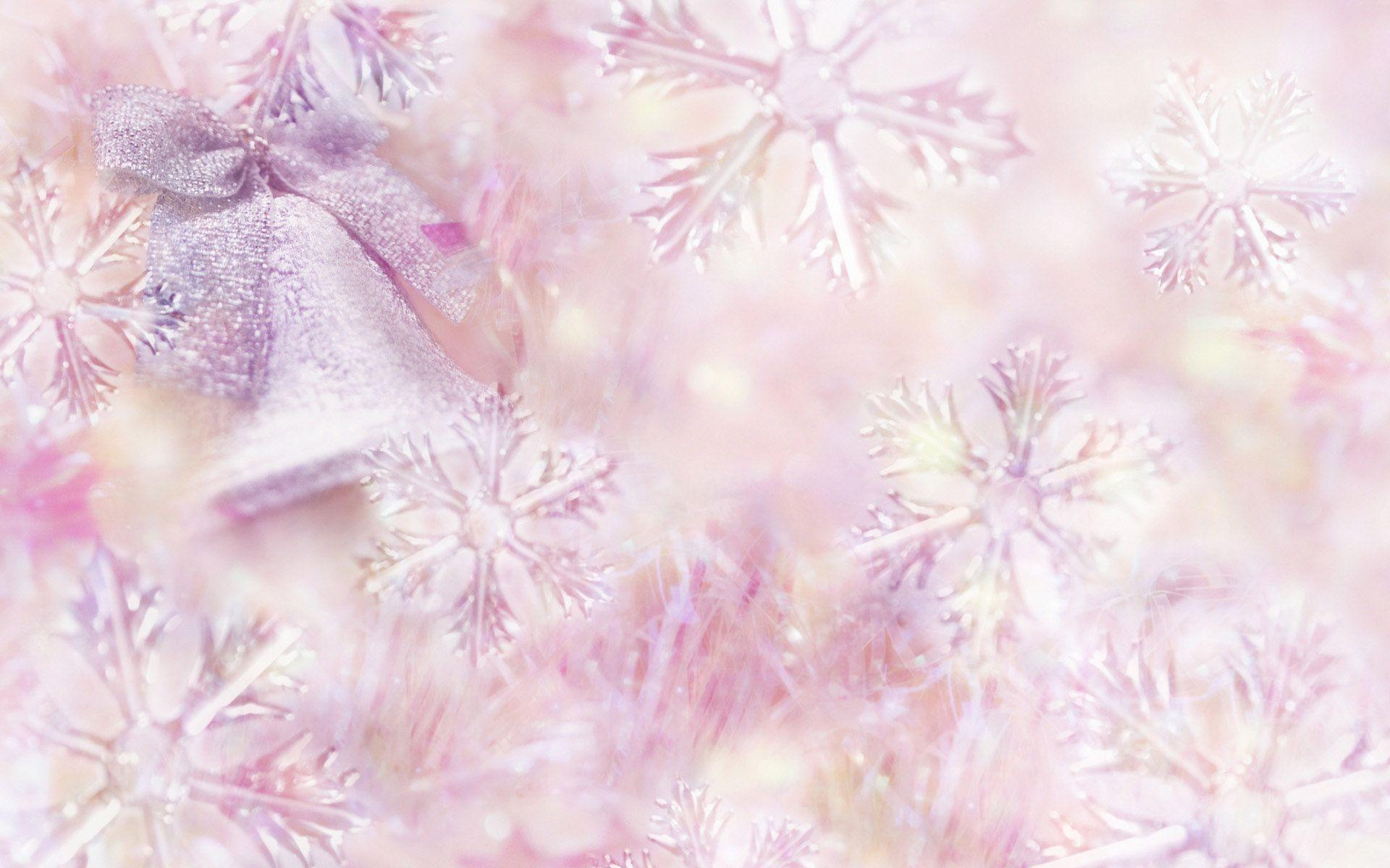pink christmas backgrounds wallpaper cave