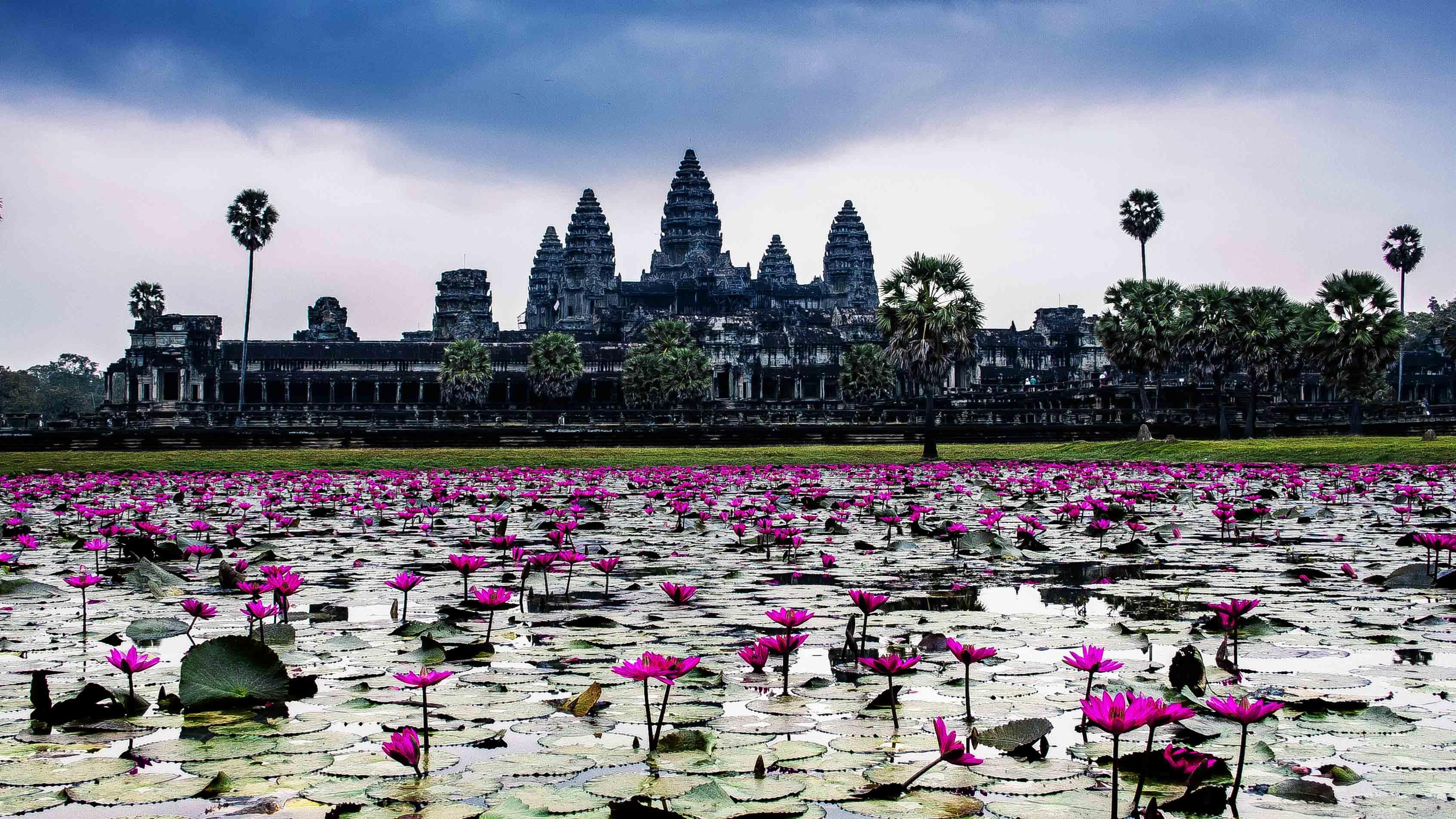 Angkor Wat Wallpapers Wallpaper Cave
